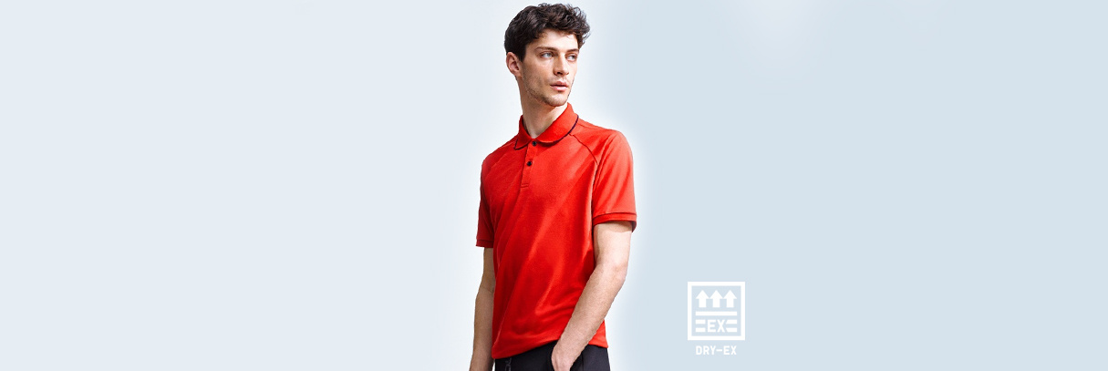 Dry EX (Moisture Wicking) Polos