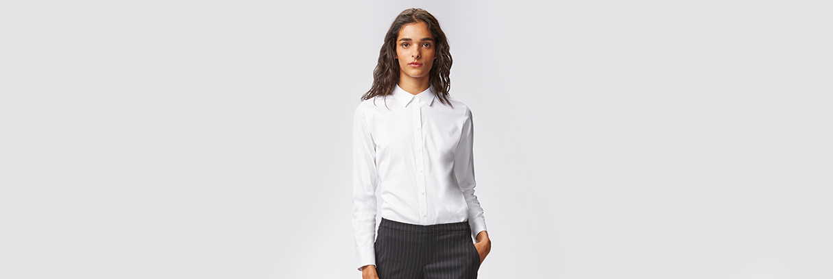 Women Supima Cotton Shirts