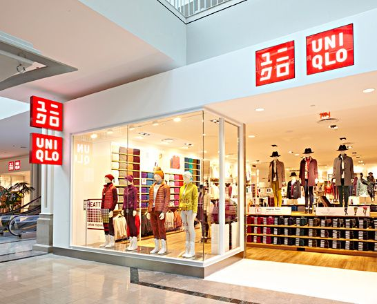 A Uniqlo rep confirmed that the online store will be shipping and operating across all of Canada, including Quebec, and that the mobile store will be available in both French and English.