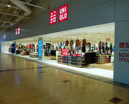 eb90201f40 UNIQLO Great Mall. Milpitas