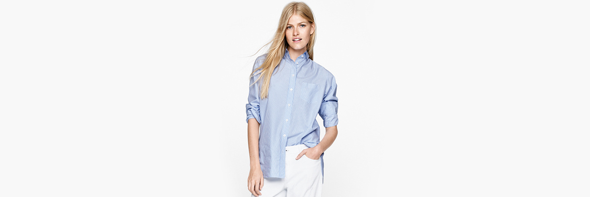 Women Extra Fine Cotton Shirts
