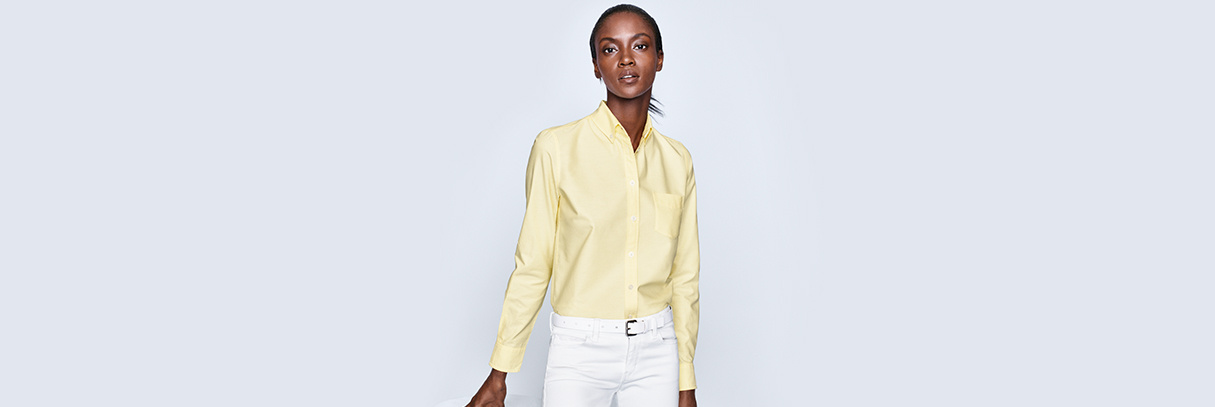 Women Oxford Shirts