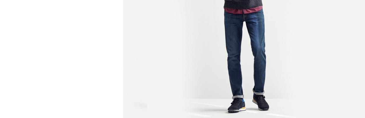 Selvedge Slim Fit