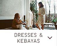 SKIRT, DRESS, KEBAYA