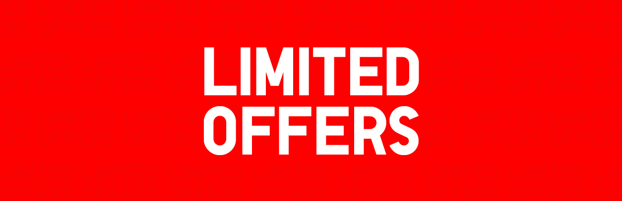 Limited Offers