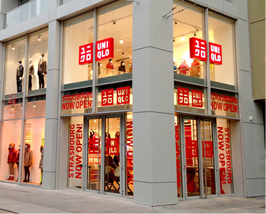 votre magasin uniqlo strasbourg uniqlo. Black Bedroom Furniture Sets. Home Design Ideas