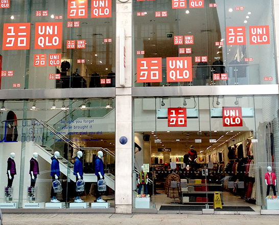 Your Uniqlo High Street Kensington Store Uniqlo