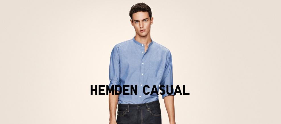 HEMDEN CASUAL