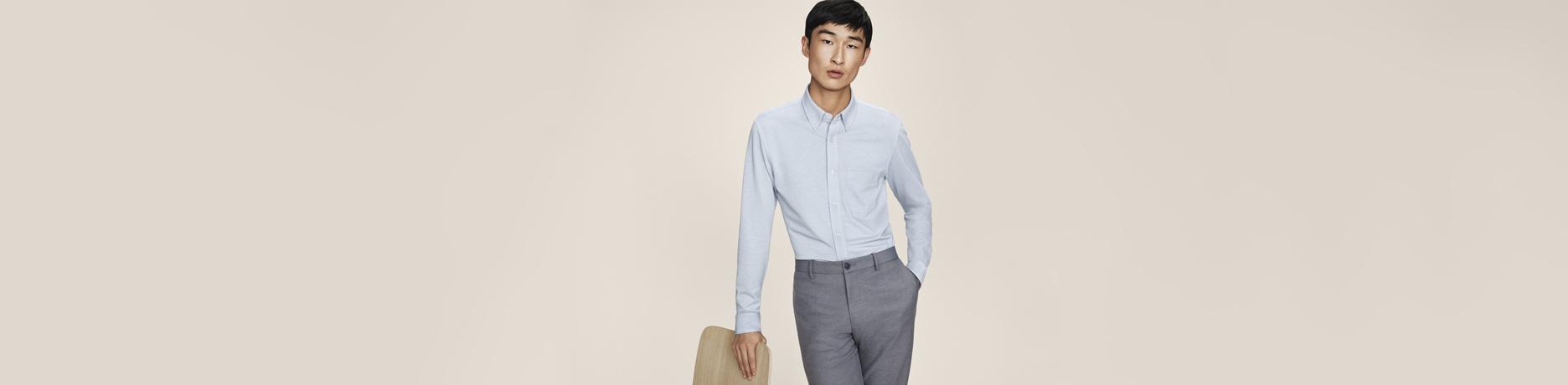 Leg day t shirts men s polo shirt slim - Smart Dress Shirts