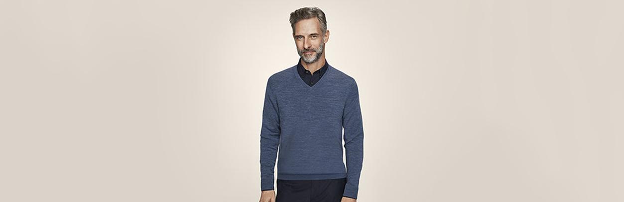 Extra Fine Merino Pullovers