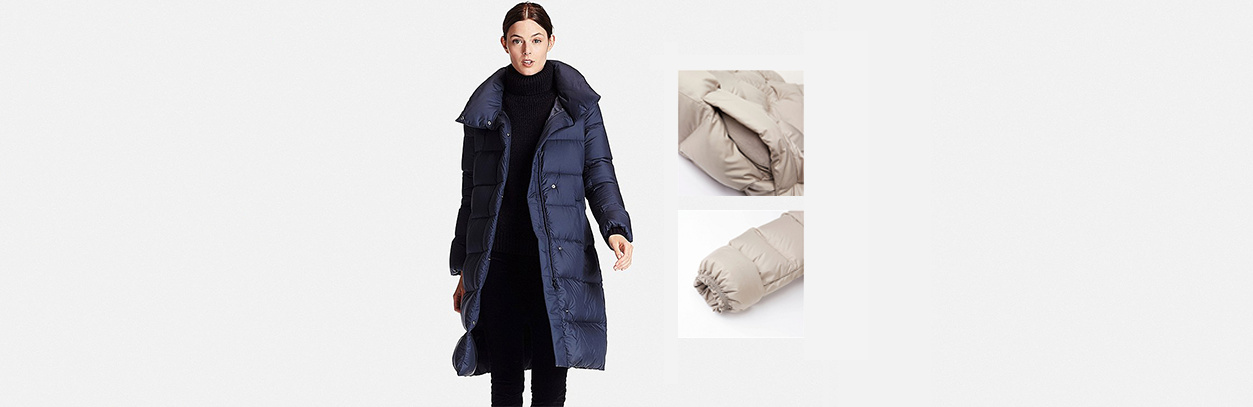Light Weight Down Coats