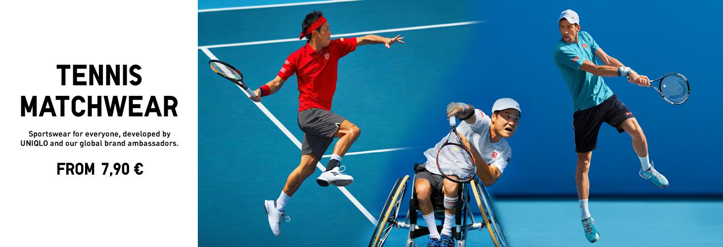 Tennis Matchwear