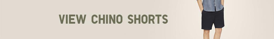 view chino shorts