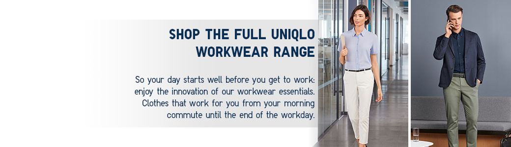 UNIQLO WORKWEAR