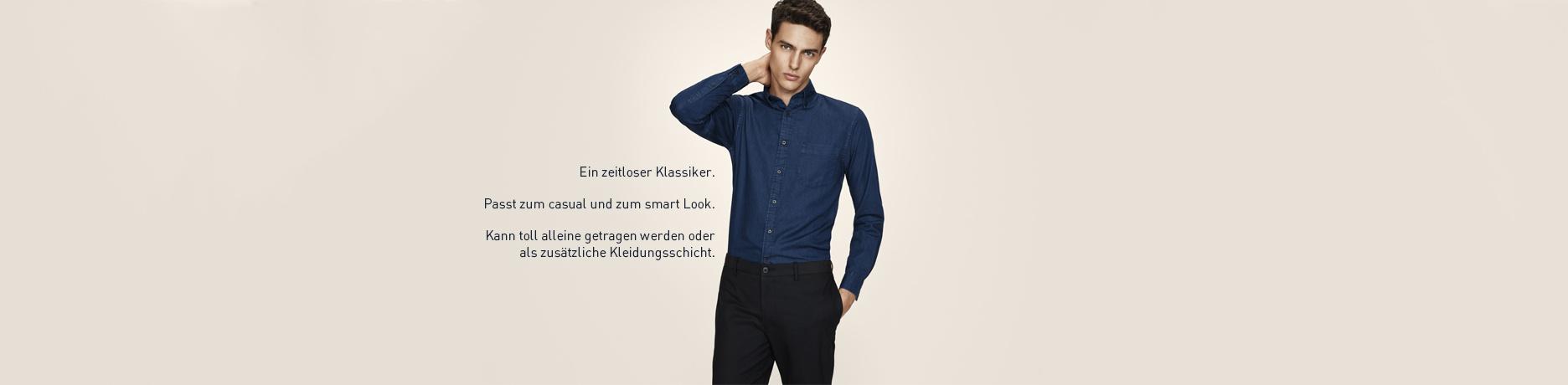 Jeanshemden