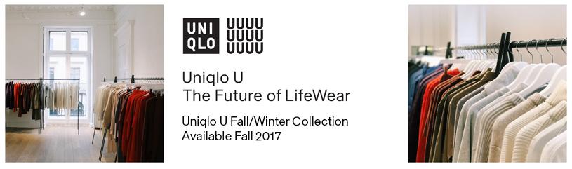 UNIQLO U - The Future of Lifewear