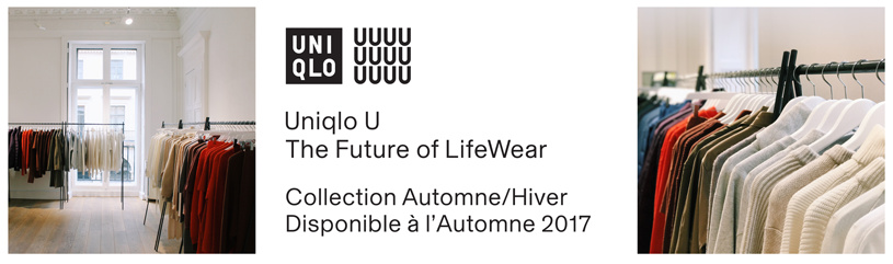 UNIQLO U - The Future of Lifewear