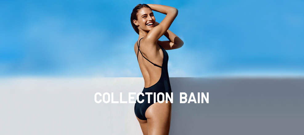 Collection bain