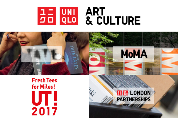 UNIQLO Art & Culture