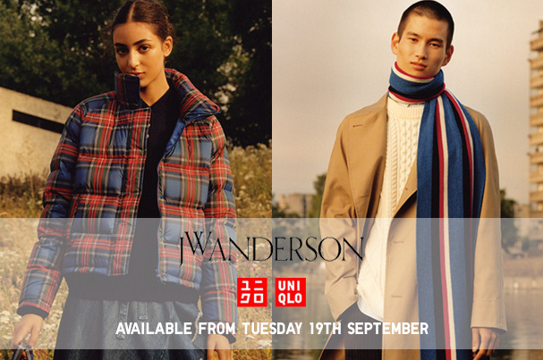 UNIQLO x JW Anderson Collection