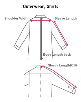 Outerwear, Shirts