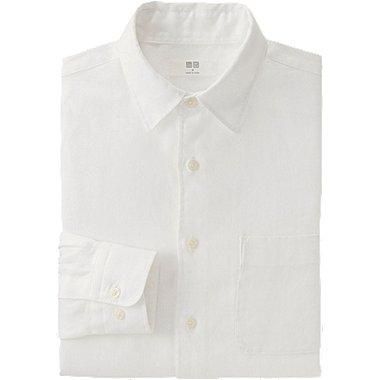 HERREN Hemd aus Premiumleinen