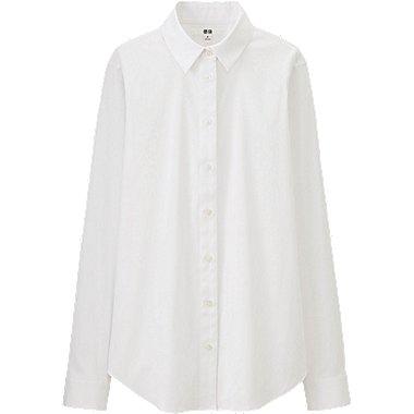 DAMEN Hemdbluse aus Supima Cotton