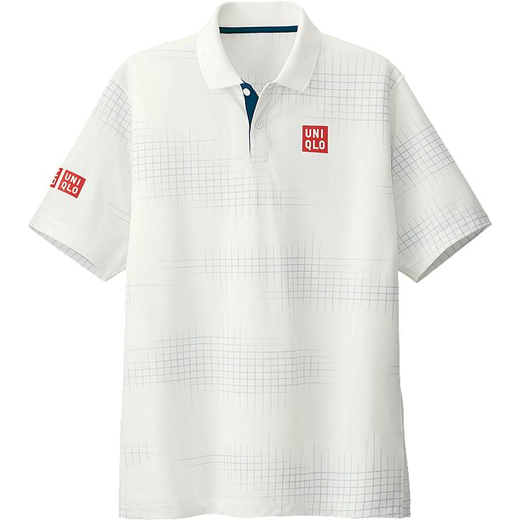 Kei nishikori t shirt dry ex 39 16 australia homme uniqlo for Uniqlo t shirt sizing