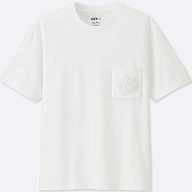 T-Shirt SPRZ NY Keith Haring HOMME