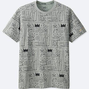 T-Shirt SPRZ NY Jean-Michel Basquiat HOMME