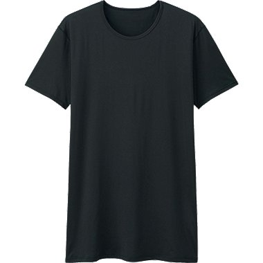 T-Shirt AIRism HOMME