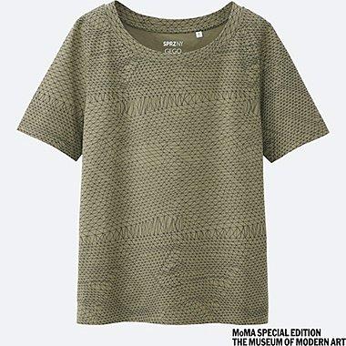 DAMEN T-Shirt Bedruckt SPRZ NY (Gego)
