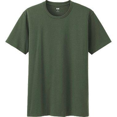 T-Shirt Coton Supima Manches Courtes HOMME