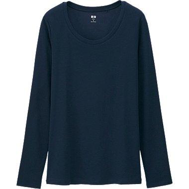 T-Shirt Coton Supima Col Rond FEMME