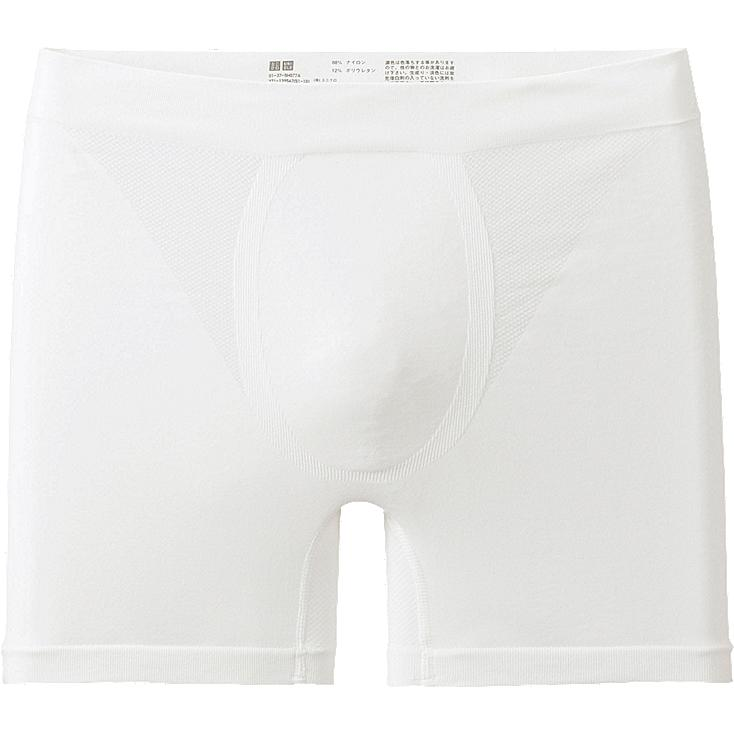Men Seamless Boxer Briefs