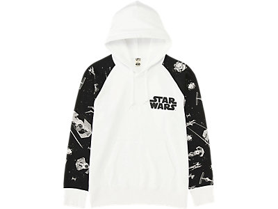 $9.9 Men's Star Wars Sweat Pullover Parka