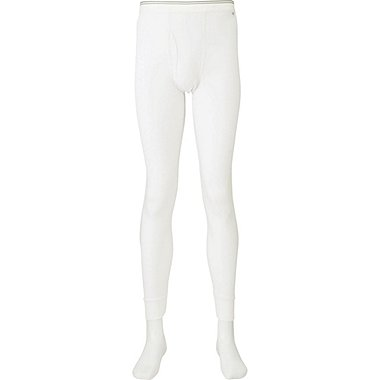 HEATTECH HERREN Extra Warm Lange Unterhose