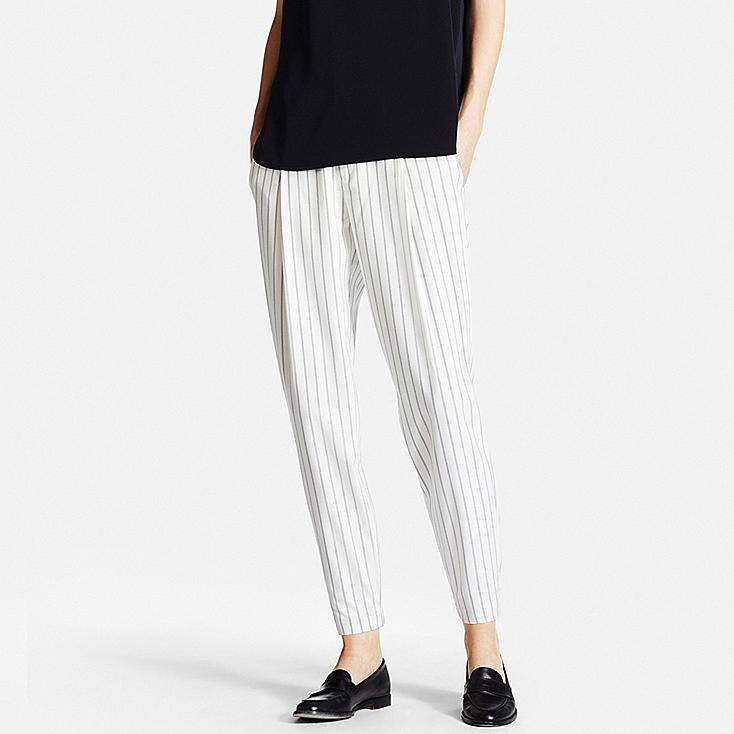 Cool Continuing The Effort, This FALLWINTER Season, UNIQLO Provides 4 Types Of Jogger Pants For Women Drape, Milano Rib, Ponte, And Classic And 2 Types For Men UltraStretch And Classic Each Piece Is Comfortable, Functional And