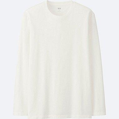 HERREN Supima Cotton Langarmshirt Rundhals
