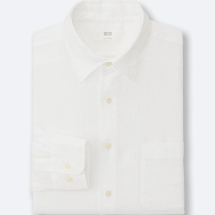HERREN Leinen Hemd aus Premiumleinen