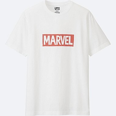 T-Shirt MARVEL Manches Courtes HOMME