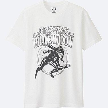 HERREN T-Shirt Bedruckt MARVEL Kollektion