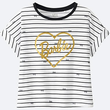 MÄDCHEN T-Shirt Barbie