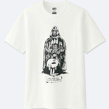 T-Shirt STAR WARS 40ème ANNIVERSAIRE (James Jarvis)