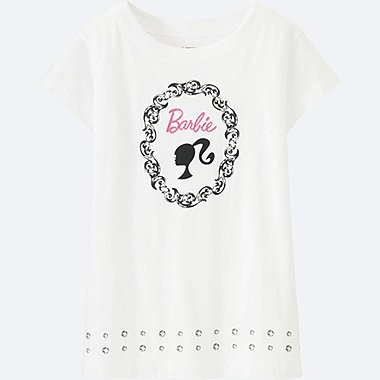 T-Shirt Barbie FILLE
