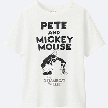T-Shirt Manches Courtes Disney GARÇON