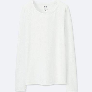 T-Shirt AIRism UV Cut FEMME