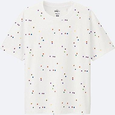 HERREN T-Shirt Bedruckt SPRZ NY (Max Bill)
