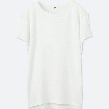 T-Shirt Manches Courtes Dry Yoga FEMME