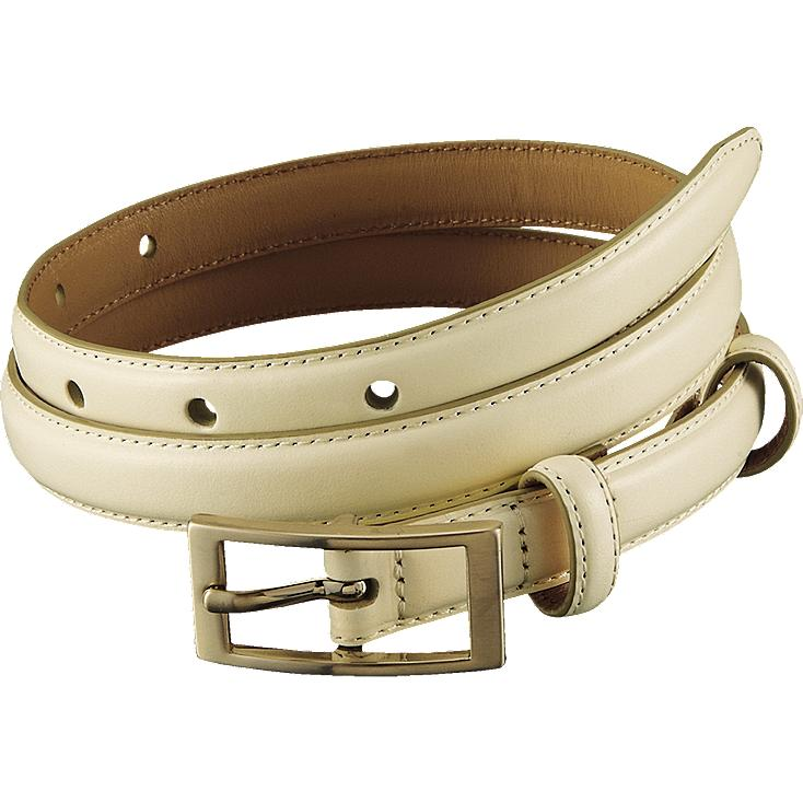 WOMEN LEATHER DRESS BELT